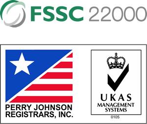 ロゴマーク:FSSC 22000